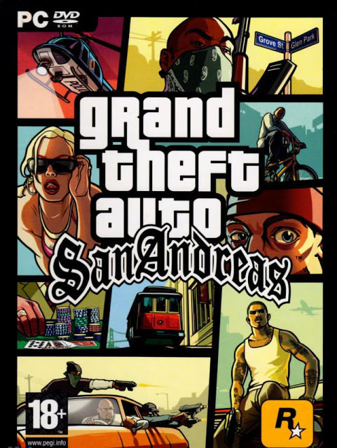 GTA San Andreas Extreme Edition Full Free Download | PC