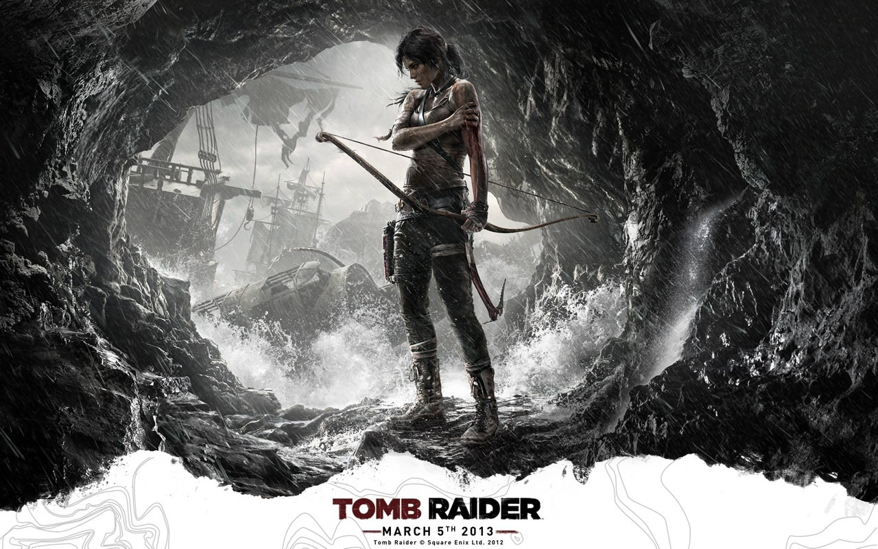 Tomb Raider PC Game