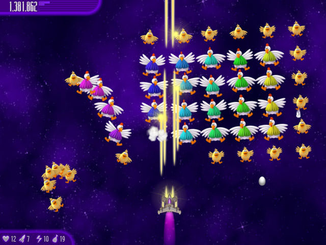 Chicken Invaders 4 PC Game + Crack Free Download 25 MB