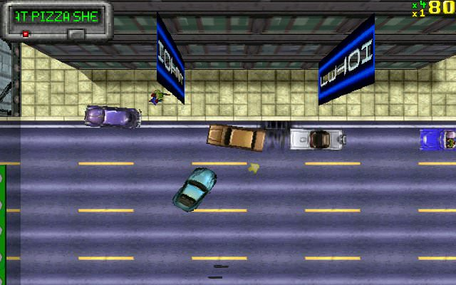 GTA 1 Compressed PC Game Free Download 31 MB