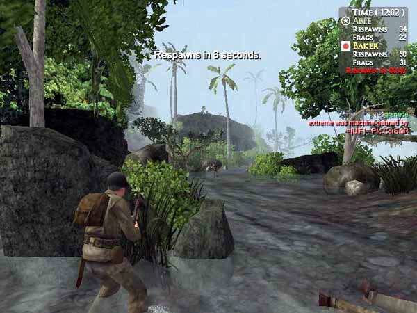 Medal of Honor Pacific Assault Compressed PC Games Download 1.4GB