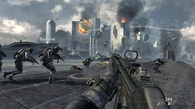 Call of Duty Modern Warfare 3 Compressed PC Game Free Download 5.5GB