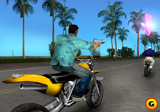 GTA Vice City Compressed PC Game Free Download 240 MB