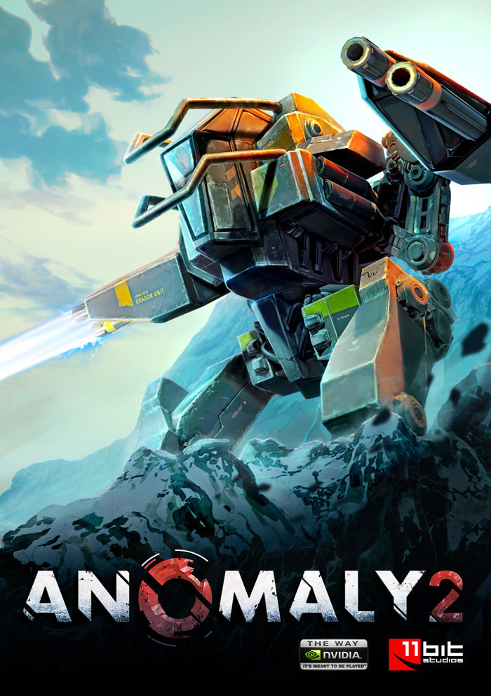Anomaly 2 2013 PC Game Free Download 2.4GB