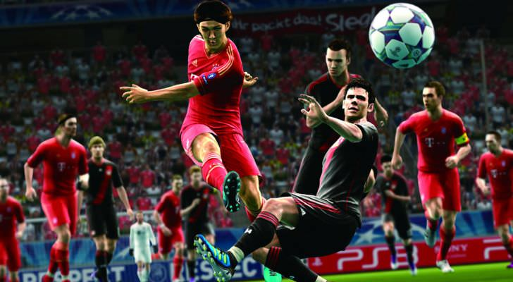 pro evolution soccer 2012  pc full