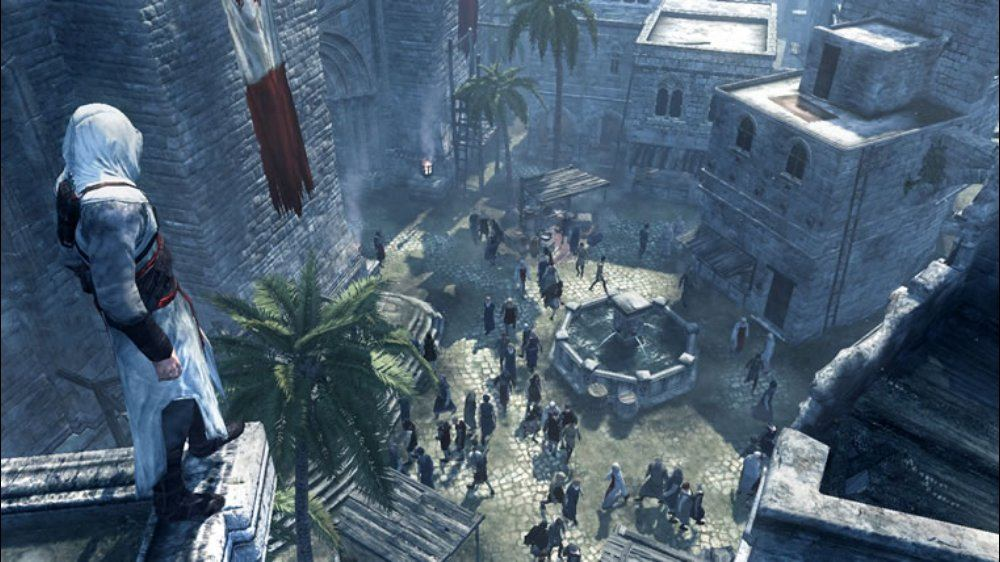 Assassins Creed 1 Ripped PC Game Free Download 3.1GB