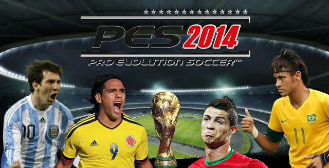 Pro Evolution Soccer 2014 PC Game Free Download 5.7GB